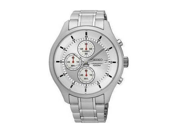 セイコー SEIKO 逆輸入 クロノグラフ メンズ 腕時計 SKS535P1 メタルベルト