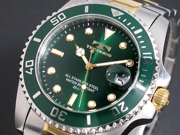 Aaa net shop rakuten global market technos technos watches mens t2118tm 20 atm water for Technos watches