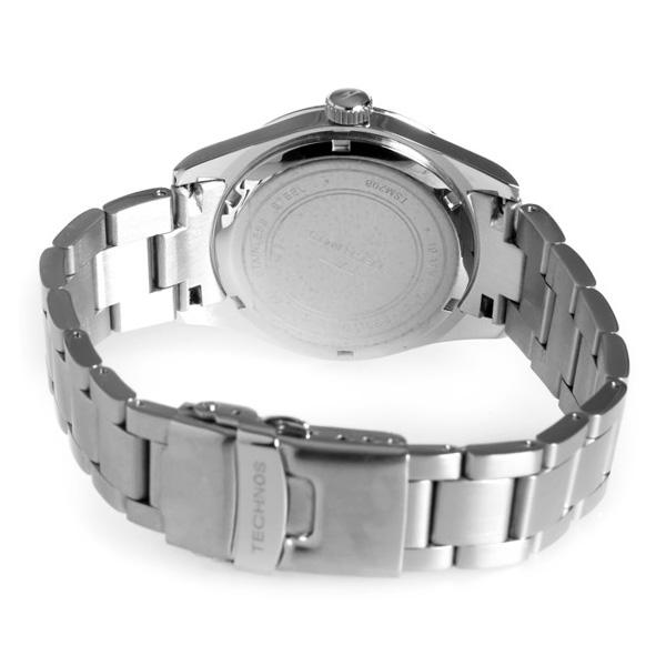 テクノス TECHNOS 시계 여성용 TSM208SB 쿼 츠