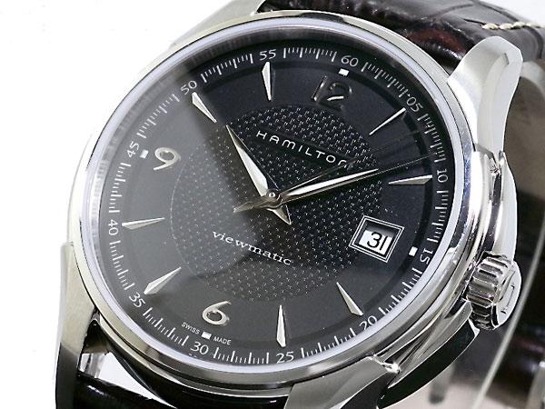해밀턴 HAMILTON 재즈 마스터 자동감김 손목시계 H32515535