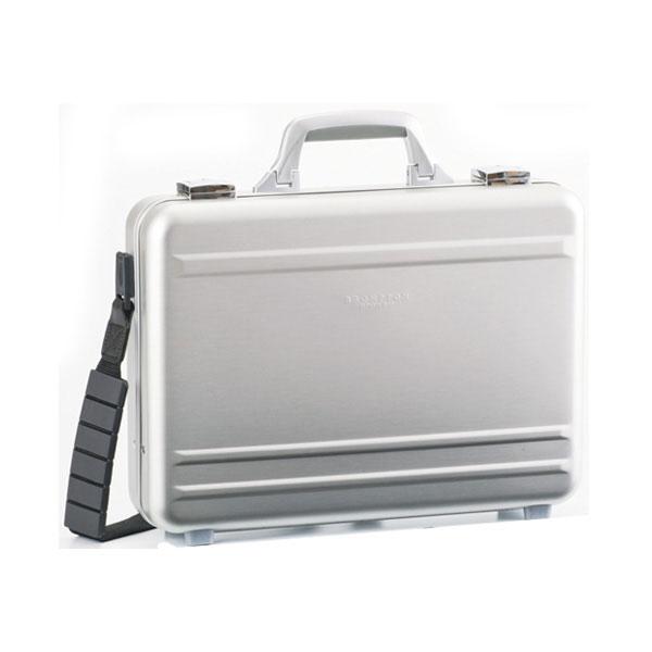 Gガスト アルミケース アタッシュケース メンズ 21200 シルバー