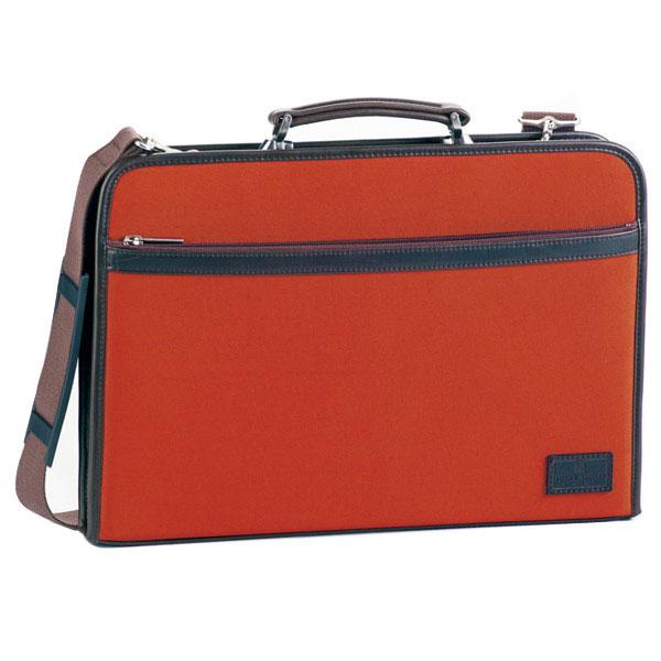 フィリップラングレー ビジネスバッグ メンズ 22285 オレンジ