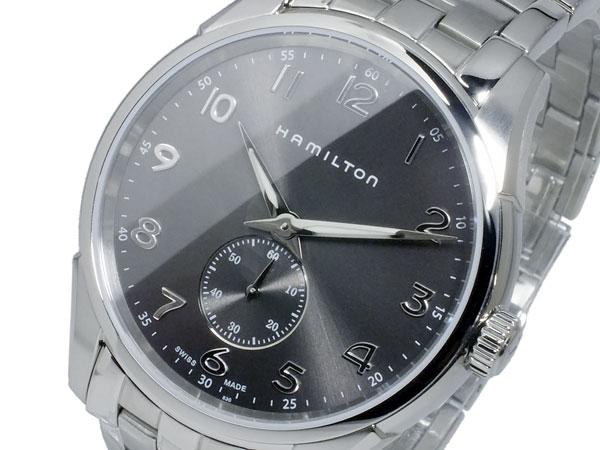 ハミルトン ジャズマスター シンライン プチセコンド メンズ 腕時計 H38411183