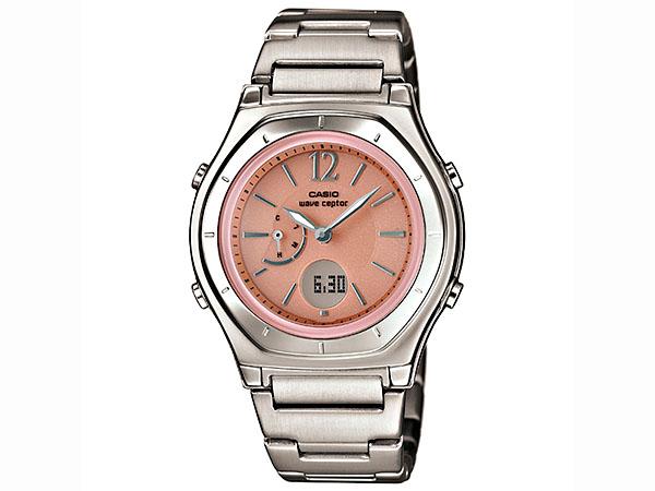 カシオ CASIO 電波ソーラー レディース 腕時計 LWA-M160D-4A1JF