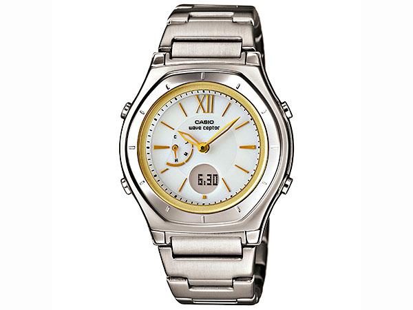 カシオ CASIO 電波ソーラー レディース 腕時計 LWA-M160D-7A2JF