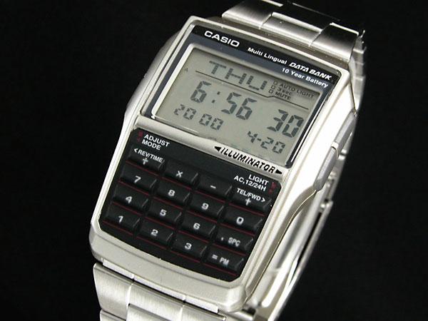 Casio CASIO databank DATA BANK watch DBC 32D-1 fs3gm