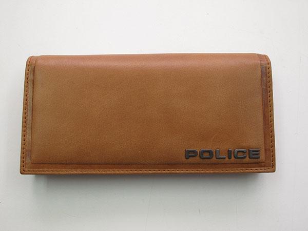 POLICE ポリス 長財布 メンズ PA-58001-25