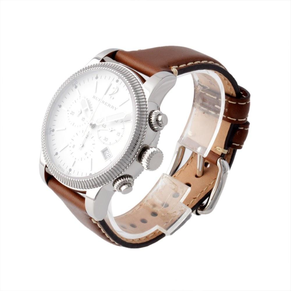 바바리 BURBERRY BU7817 맨즈 손목시계