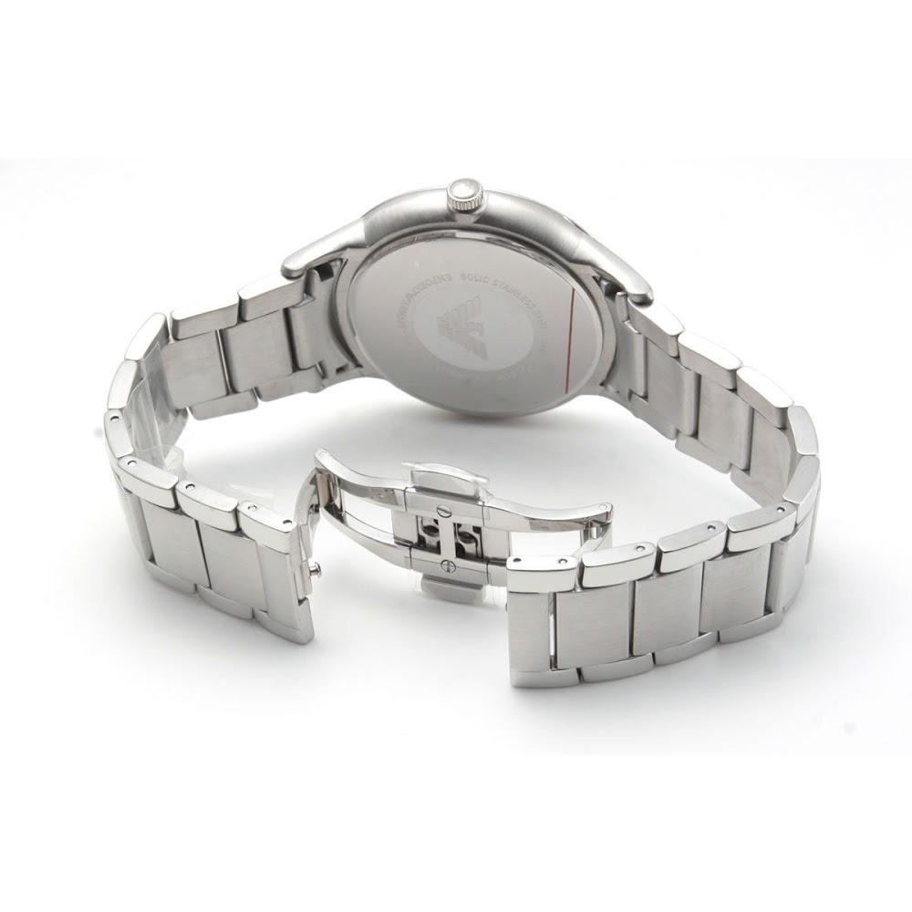 엔포리오・알마니 EMPORIO ARMANI AR2514 맨즈 손목시계