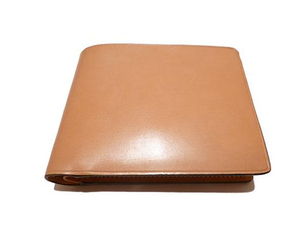 Il Bussetto イルブセット 二つ折り 短財布 メンズ 7815001 ナチュラル