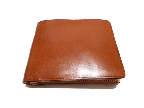 Il Bussetto イルブセット 二つ折り 短財布 メンズ 7815003 ブラウン