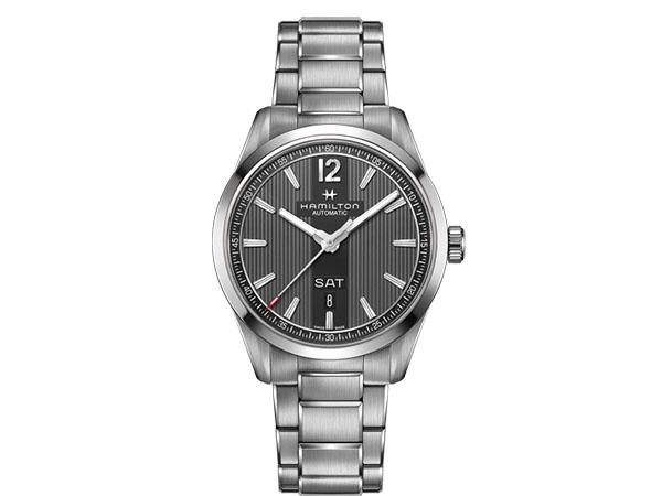 ハミルトン HAMILTON ブロードウェイ デイデイト オート 自動巻き 腕時計 メンズ H43515135