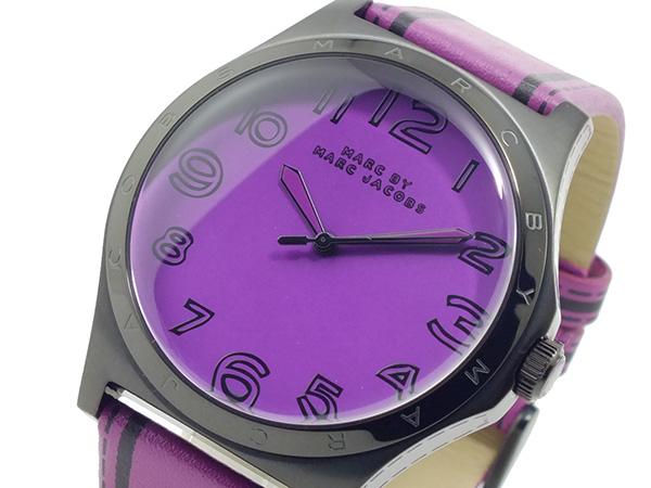 マーク バイ マークジェイコブス MARC BY MARC JACOBS 腕時計 MBM1232 レザーベルト メンズ レディース