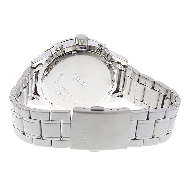 SEIKO SEIKO reimportation chronograph men watch SKS559P1 metal belt