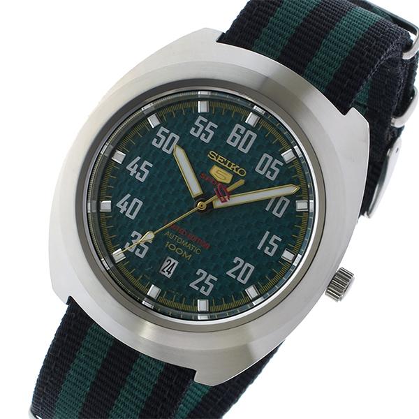 セイコー 5 スポーツ SEIKO 腕時計 自動巻き 海外モデル SRPA89K1