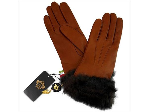 オロビアンコ Orobianco レディース 手袋 グローブ レザー ORL-1584 ライトブラウン 21cm
