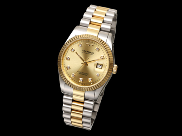 テクノス TECHNOS 腕時計 メンズ T9604TC クオーツ