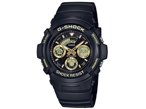 カシオ Gショック G-SHOCK アナデジ メンズ 腕時計 AW-591GBX-1A9