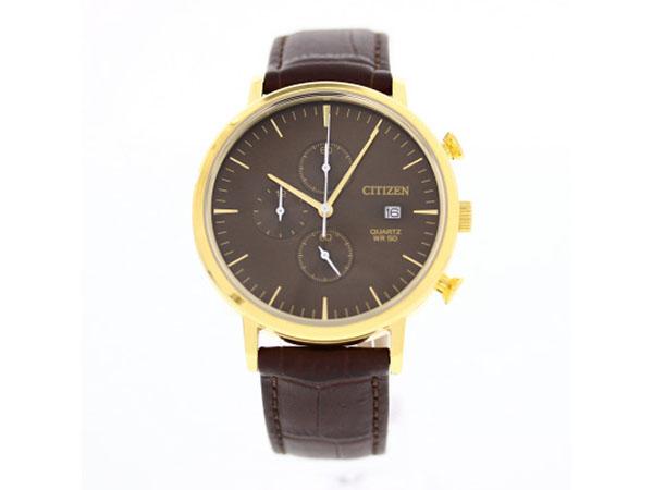シチズン CITIZEN アナログ クオーツ メンズ 腕時計 AN3612-09X