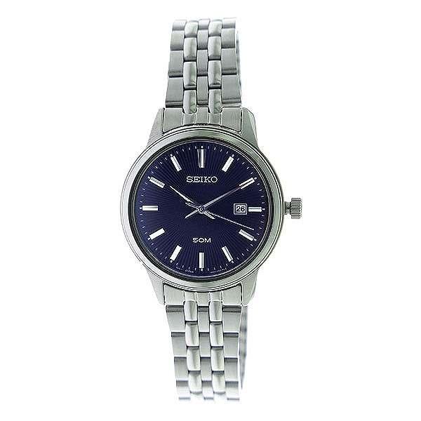 セイコー SEIKO ネオクラシック NEO CLASSIC クオーツ レディース 腕時計 SUR663P11 ブラック
