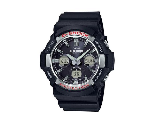 カシオ CASIO Gショック G-SHOCK タフソーラー 腕時計 GAS100-1A