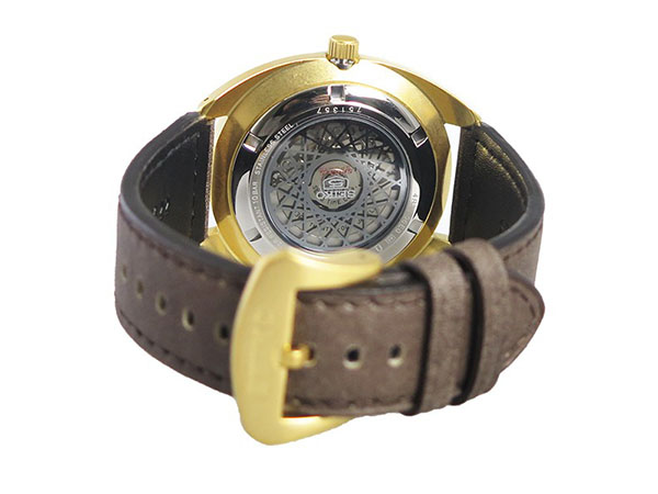 セイコー SEIKO SEIKO 5 SPORTS 自動巻き メンズ 腕時計 SRPB74K1 ブラウン