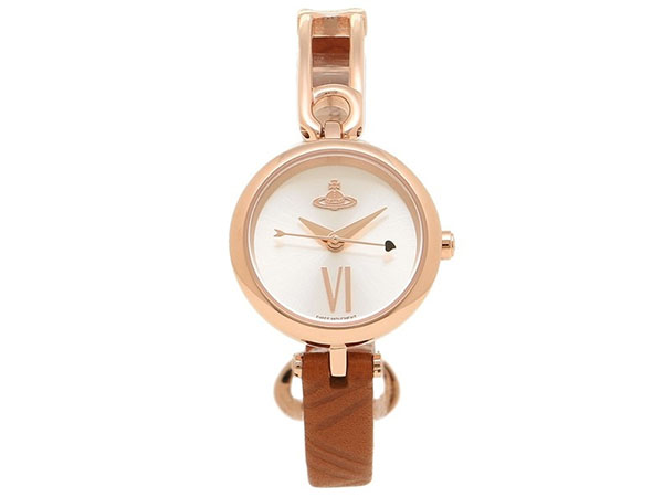 ヴィヴィアンウエストウッド Vivienne Westwood VV200RSBR レディース 腕時計