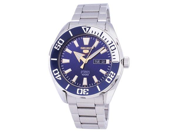 SEIKO 5 SPORTS スポーツ 逆輸入 自動巻き メンズ 腕時計 SRPC51K1 ステンレスベルト