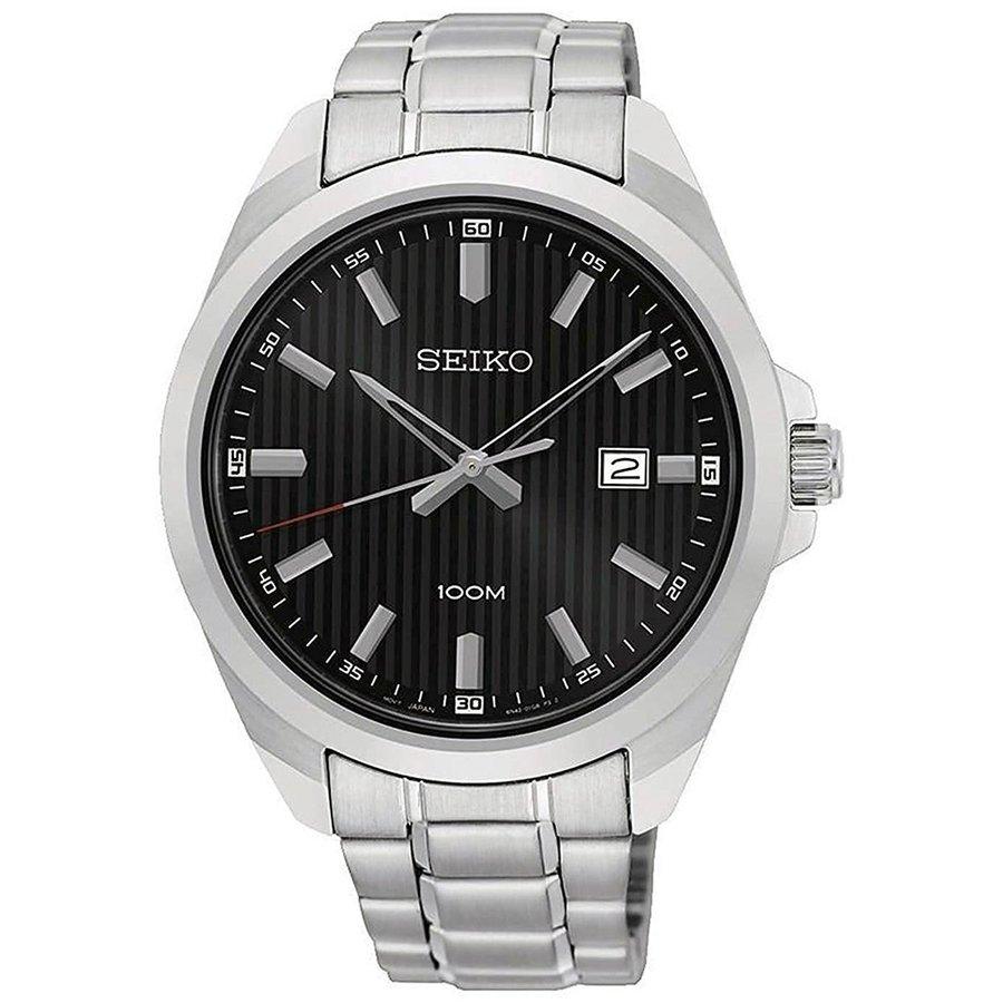 セイコー SEIKO ネオクラシック NEO CLASSIC クオーツ メンズ 腕時計 SUR277P1 ステンレスベルト