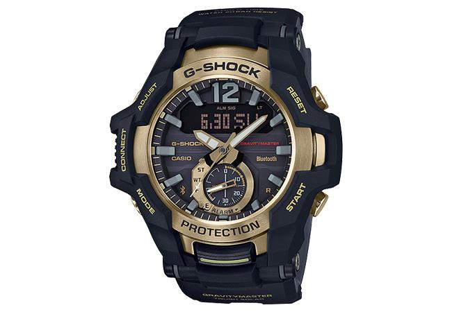 カシオ CASIO Gショック G-SHOCK 逆輸入 ソーラー デジタル メンズ 腕時計 GR-B100GB-1A ブラック
