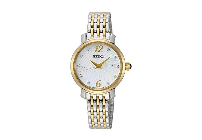 セイコー SEIKO 逆輸入 クオーツ レディース 腕時計 SRZ522P1