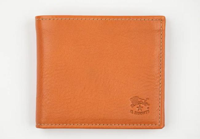 IL BISONTE イルビゾンテ 2つ折り財布 小銭入れ付き C0487MP-145
