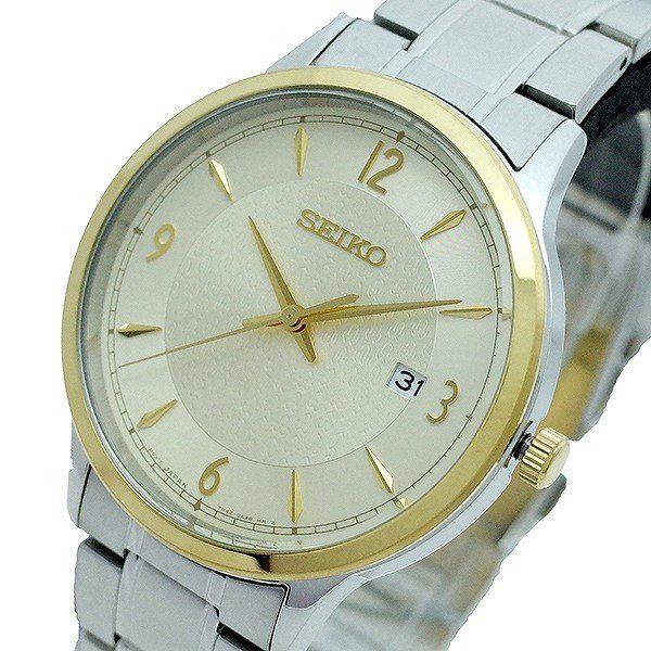セイコー SEIKO 逆輸入 クオーツ メンズ 腕時計 SGEH92P1
