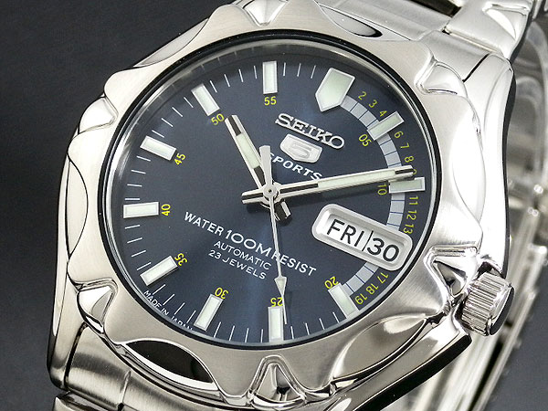 Seiko SEIKO Seiko 5 sports 5 SPORTS Japan-made self-winding watch SNZ447J1