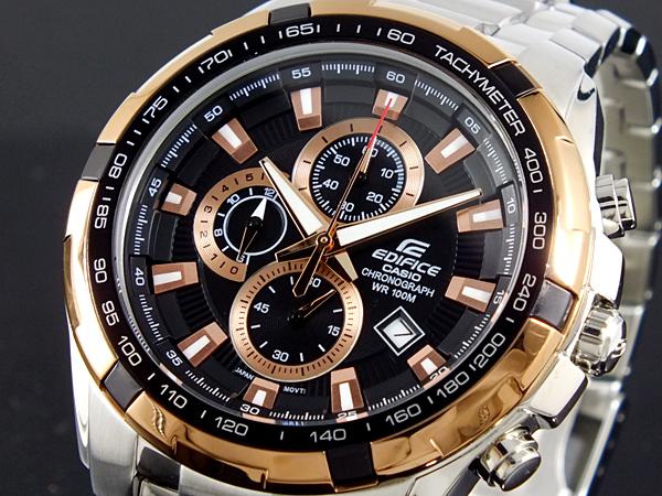 カシオ CASIO エディフィス EDIFICE 腕時計 EF-539D-1A5V