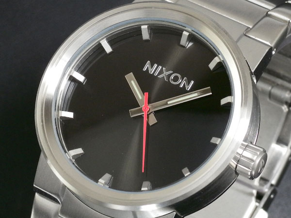 Nixon NIXON watch Cannon CANNON A160-000 BLACK