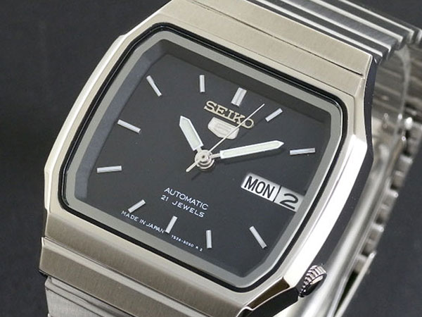 5 5 SEIKO SEIKO SEIKO SEIKO self-winding watch watch SNXK97J1