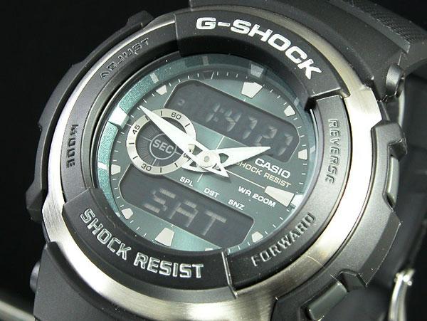Casio CASIO G shock g-shock G spike watches G-300-3AVDR