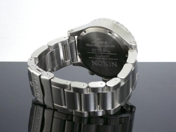 NIXON 닉슨 42-20 TIDE 시계 A035-100 WHITE