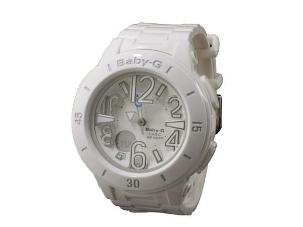 Casio CASIO baby G Baby-G watch ネオンアナデジ BGA170-7B1