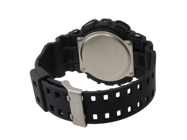 Casio CASIO G shock g-shock an analog-digital men's watch GA-100C-1 A 3 black / green belt