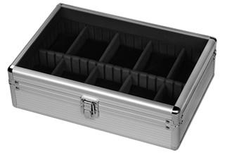 Esprimo Watch Boxes And Watch Storage Case 10 Storage Aluminum Se54020al