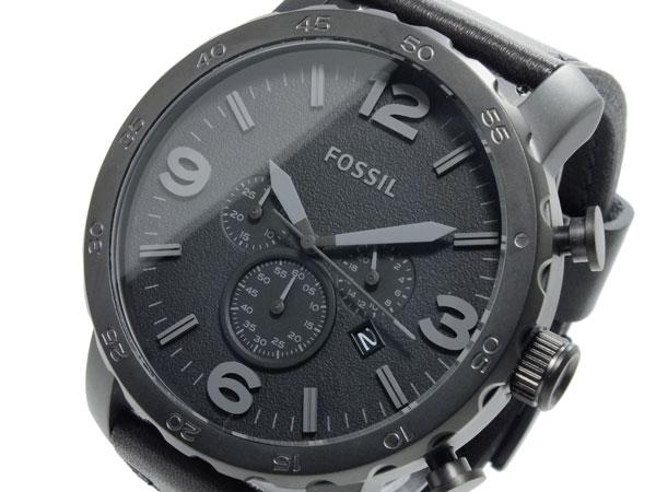 クロノ クオーツ フォッシル ゴールド 腕時計 BQ1136 FOSSIL メンズ