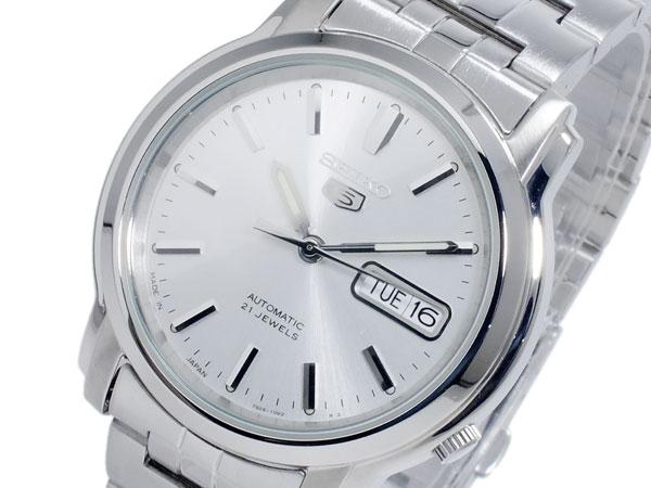 Seiko 5 SEIKO 5 watch automatic movement men's SNKK65J1