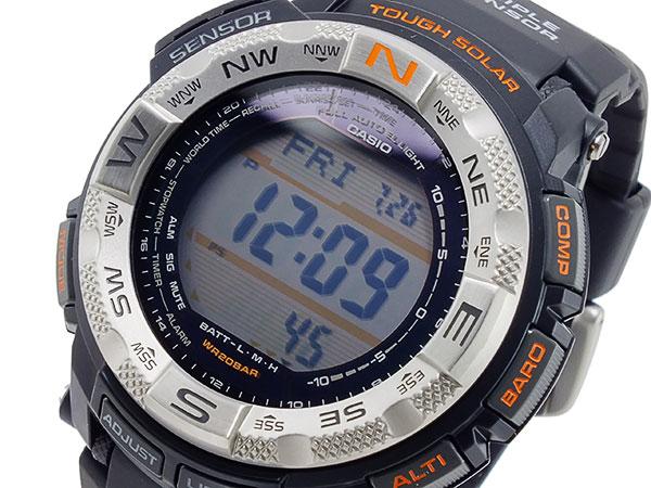 카시오 CASIO 프 로트렉 크 PRO TREK 트리플 센서 남자 시계 PRG-260-1