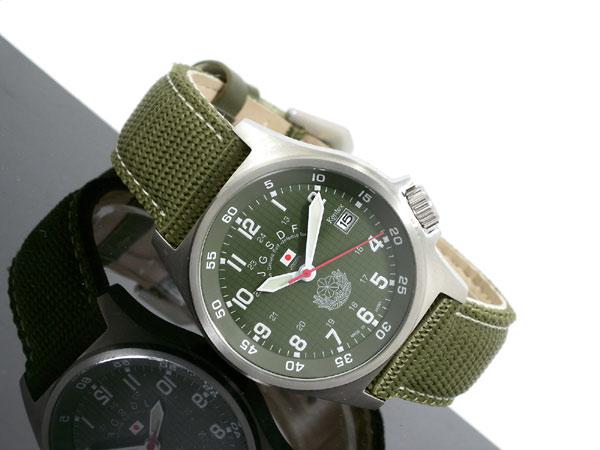 ケンテックス KENTEX 陸上自衛隊モデル 腕時計 S455M-01
