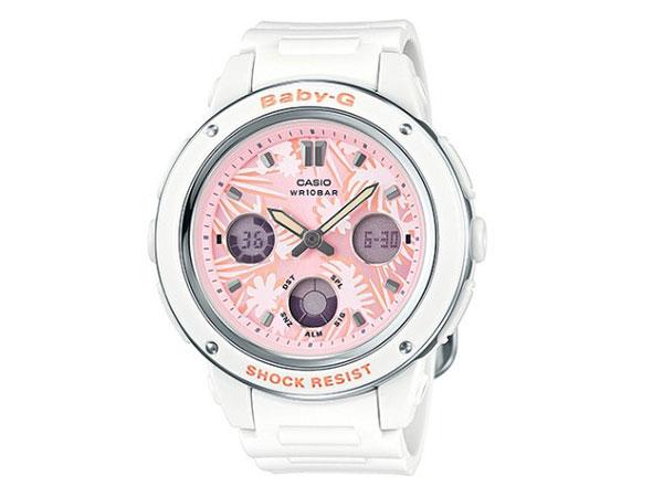 CASIO 카시오 베이비 G BABY-G 시계 꽃 BGA-150F-7A