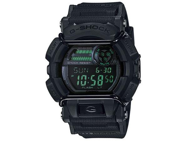 Casio CASIO G shock g-shock reverse an analog-digital watch GD-400MB-1 men's protector