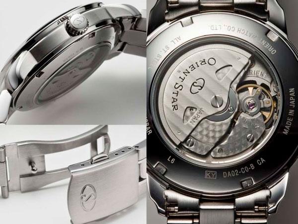 오리엔트 ORIENT Orient Star 오리엔트 스타 남자 시계 오토매틱 WZ0081DA