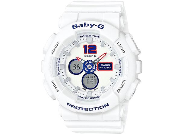 カシオ CASIO ベビーG BABY-G アナデジ レディース 腕時計 BA-120TR-7B